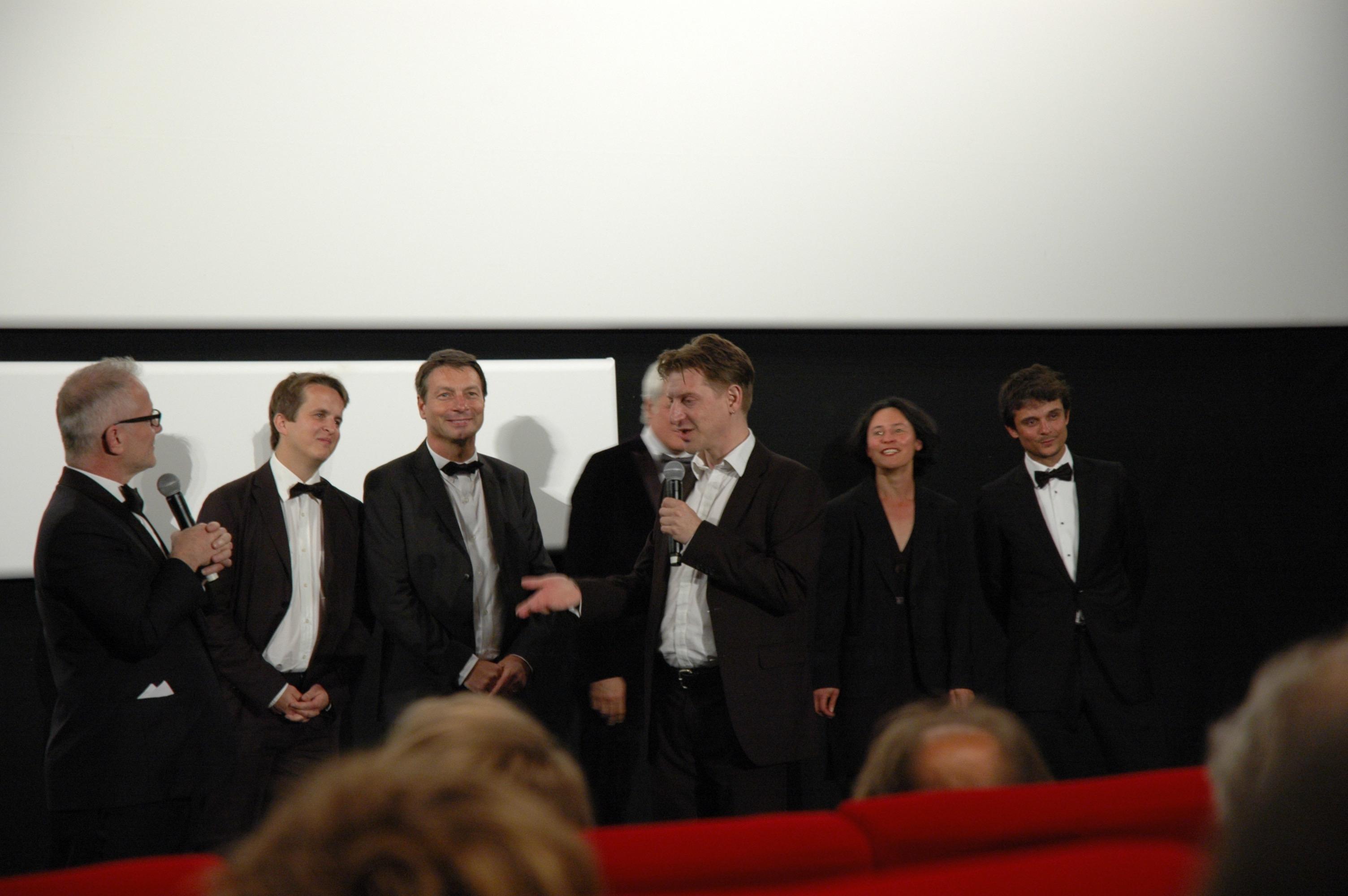 Projection officielle de Wrong Element en Séance Spéciale à Cannes